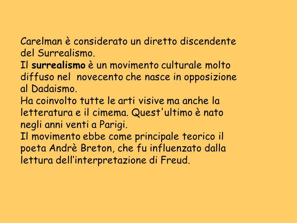 Carelman è considerato un diretto discendente del Surrealismo