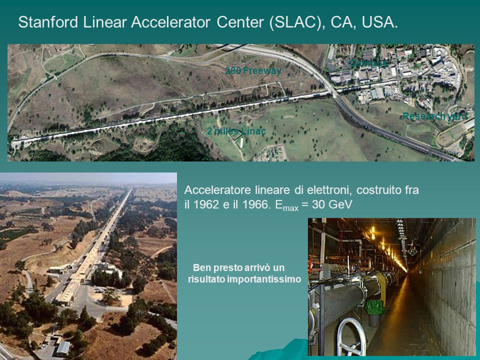 Stanford Linear Accelerator Center (SLAC), CA, USA.