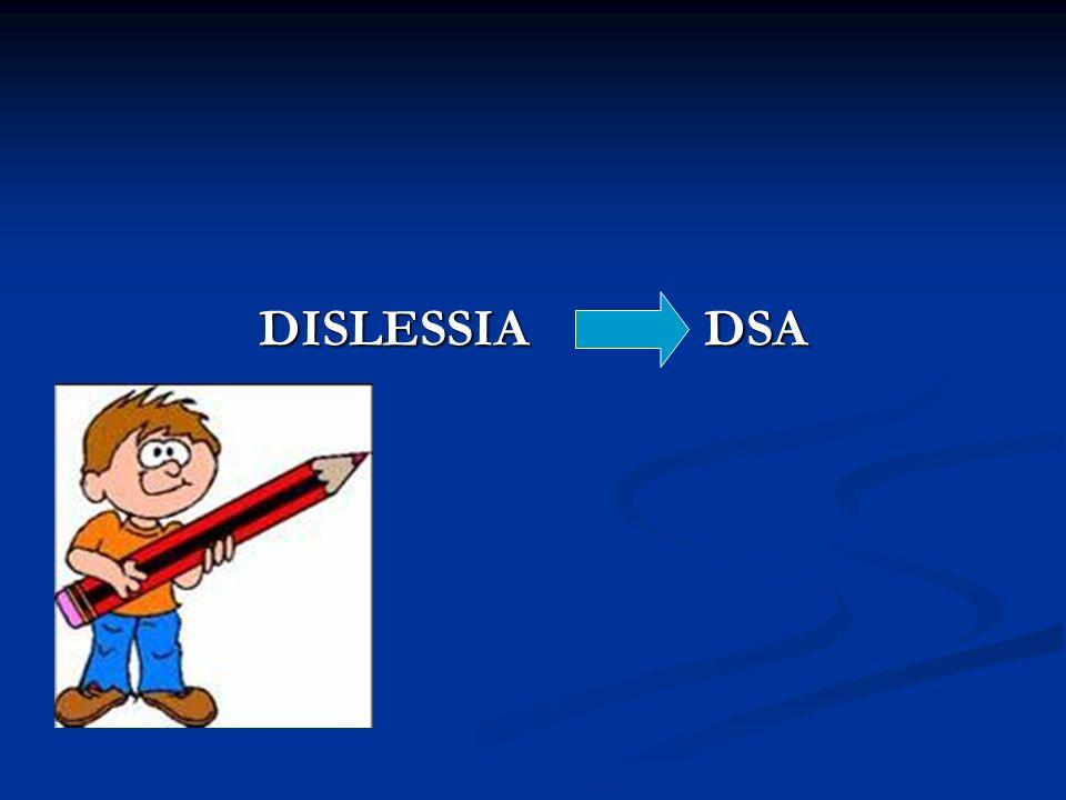 DISLESSIA DSA