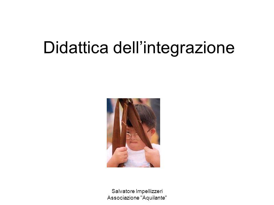 Didattica dell'integrazione