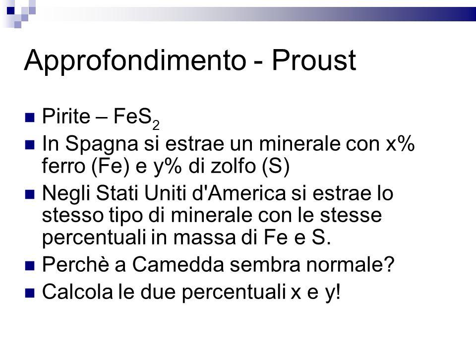 Approfondimento - Proust