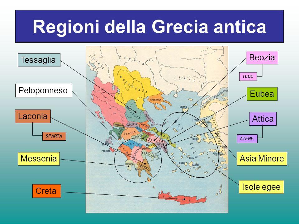 Regioni Della Grecia Antica Ppt Video Online Scaricare