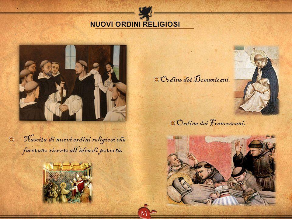 Ordine dei Francescani.