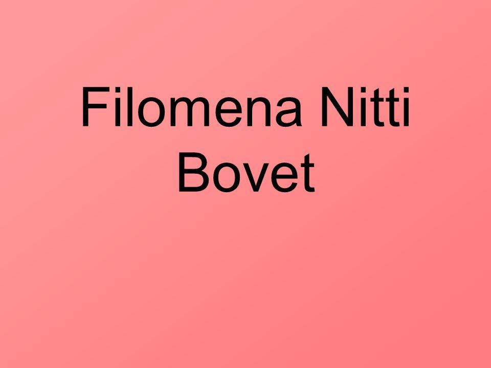 Filomena Nitti Bovet