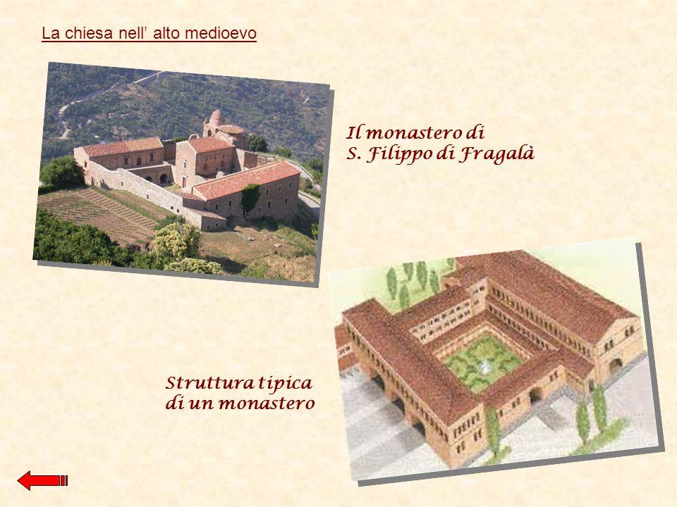La chiesa nell' alto medioevo
