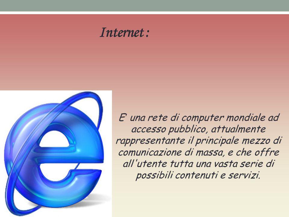 Internet :