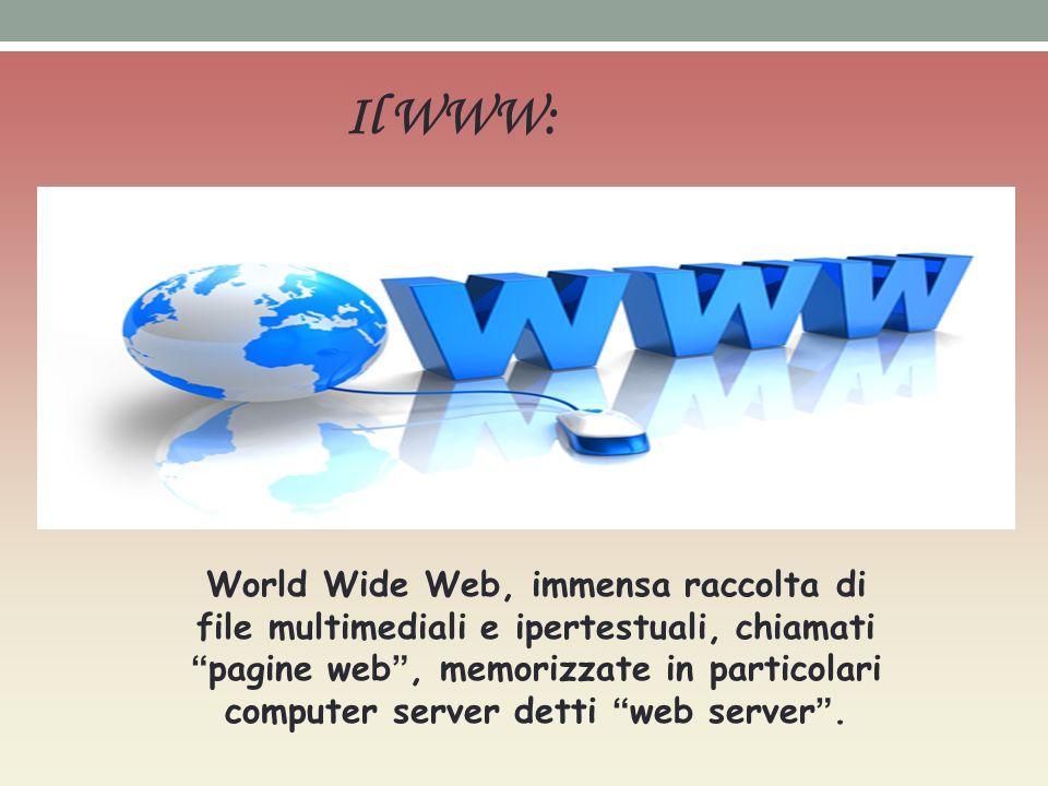 Il WWW: