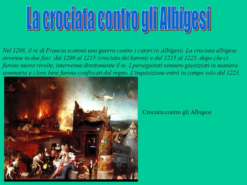 Crociata contro gli Albigesi