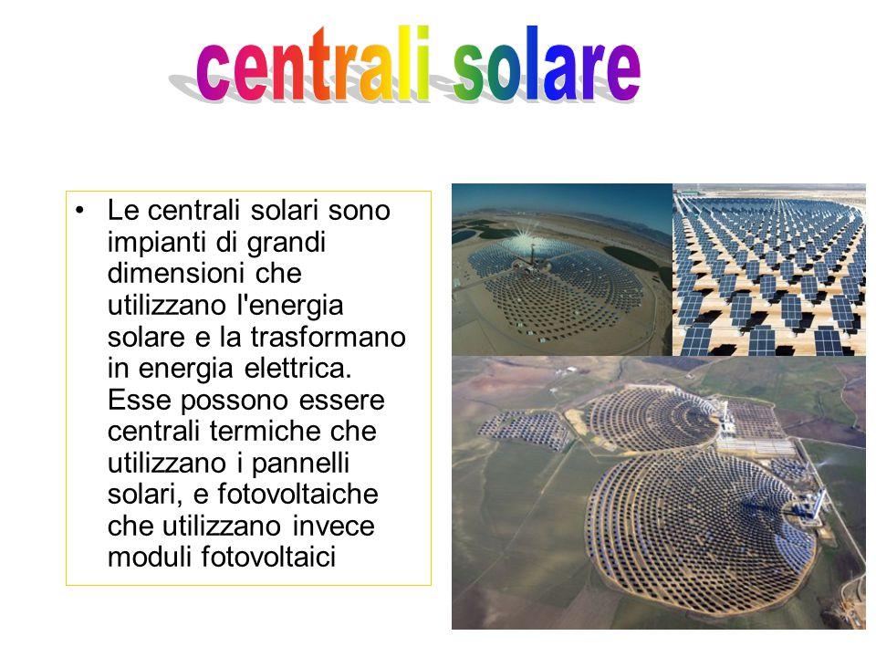 centrali solare
