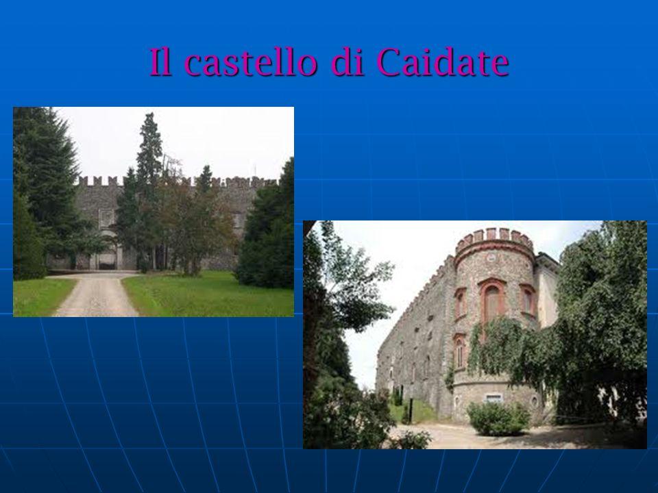Il castello di Caidate