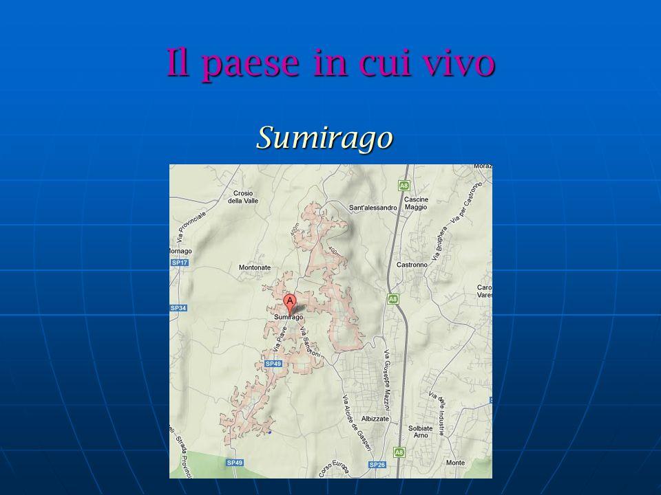 Il paese in cui vivo Sumirago