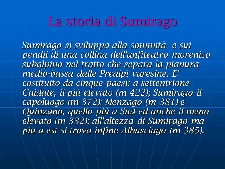 La storia di Sumirago
