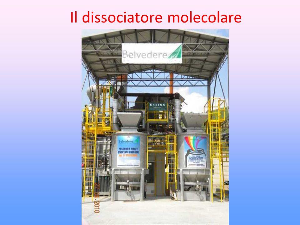Il dissociatore molecolare
