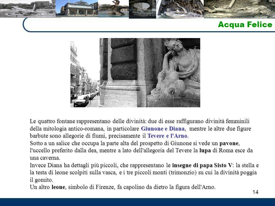 Acqua Felice