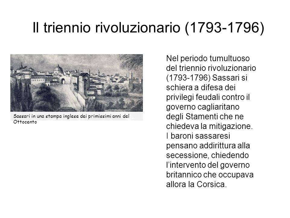 Il triennio rivoluzionario (1793-1796)