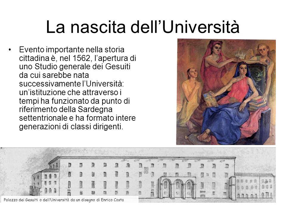 La nascita dell'Università