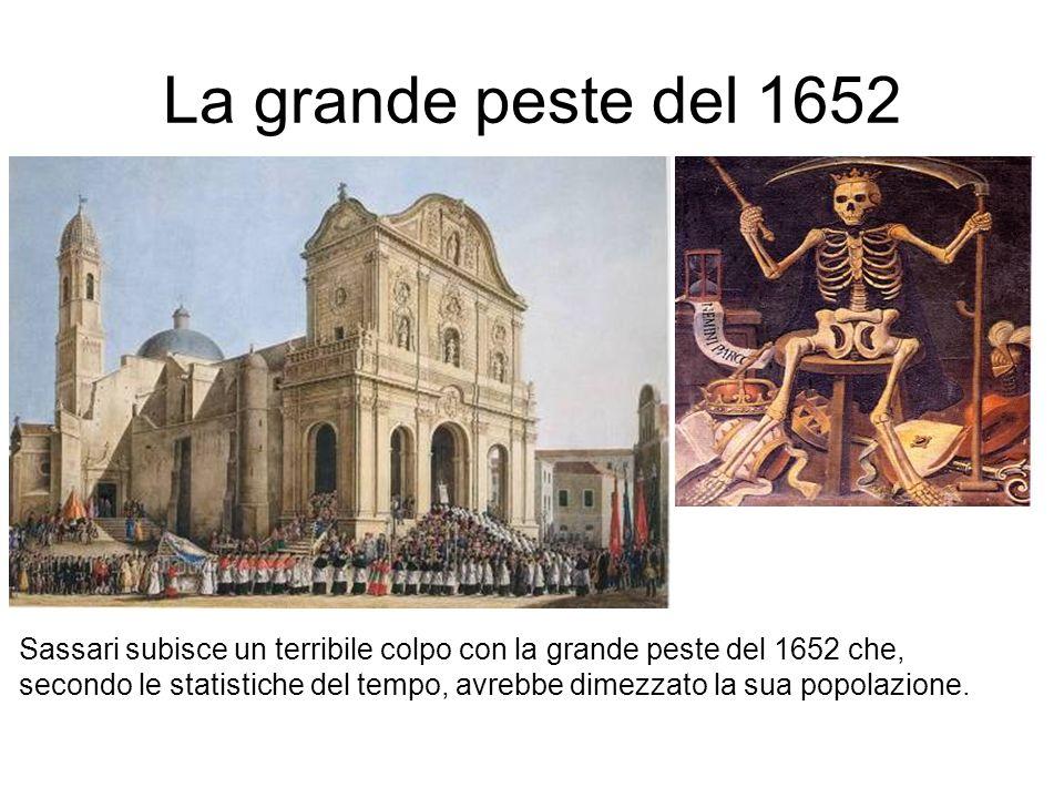 La grande peste del 1652