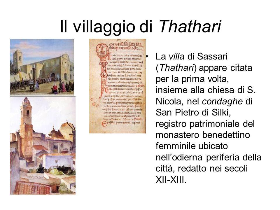 Il villaggio di Thathari