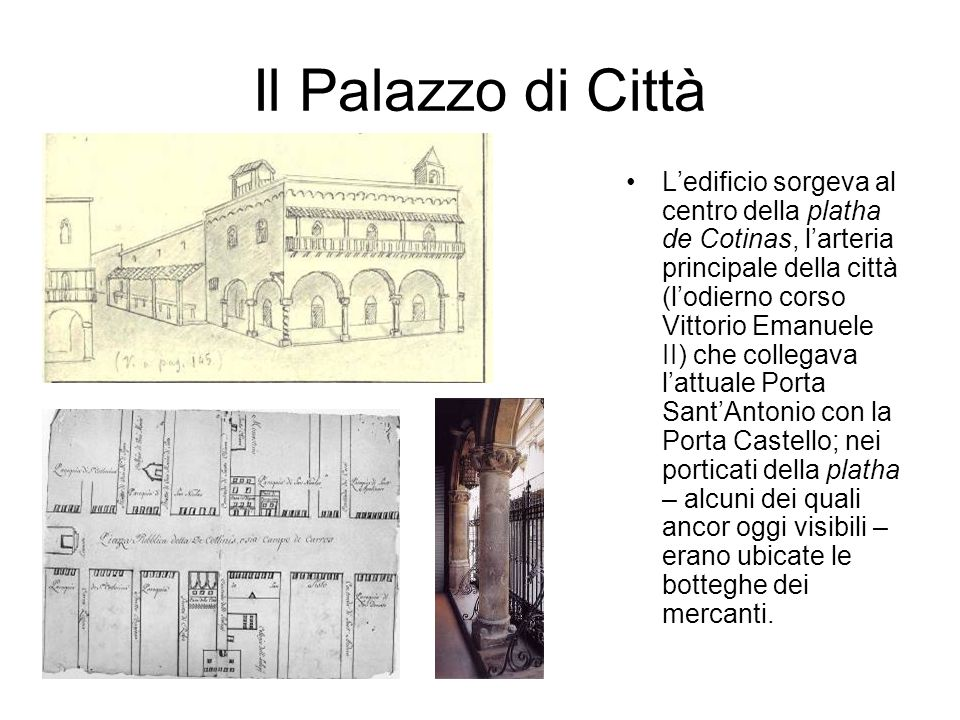 Il Palazzo di Città