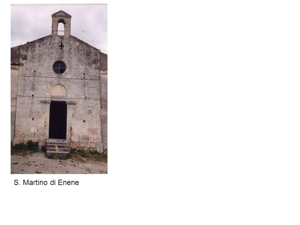 S. Martino di Enene