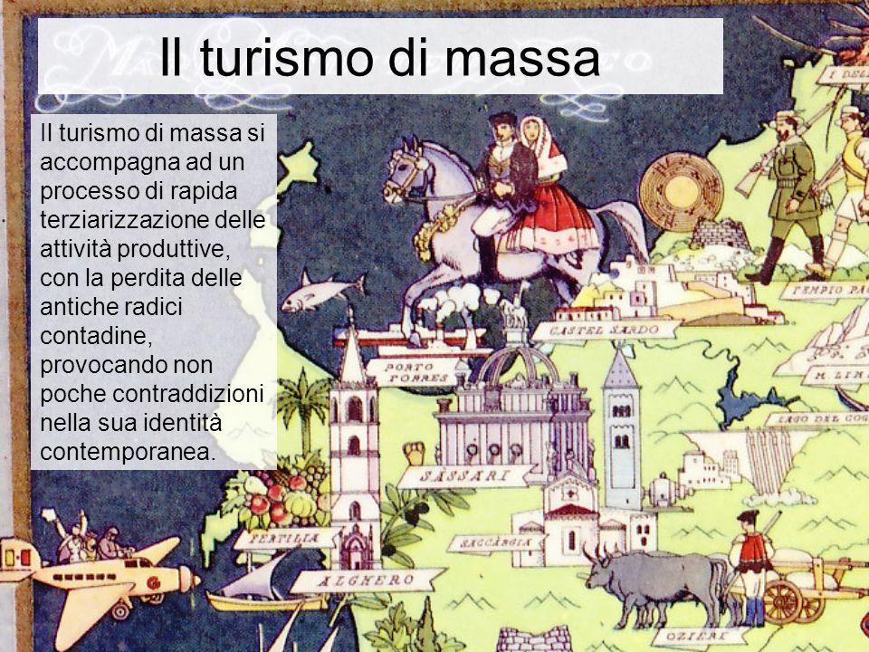 Il turismo di massa