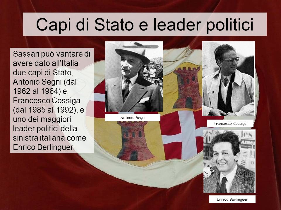 Capi di Stato e leader politici