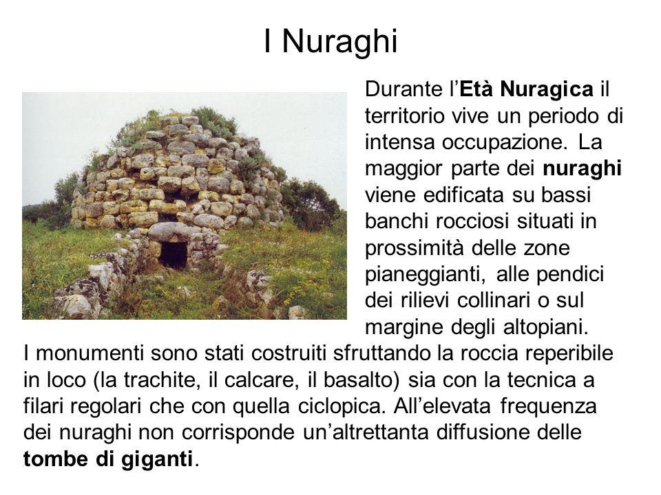 I Nuraghi