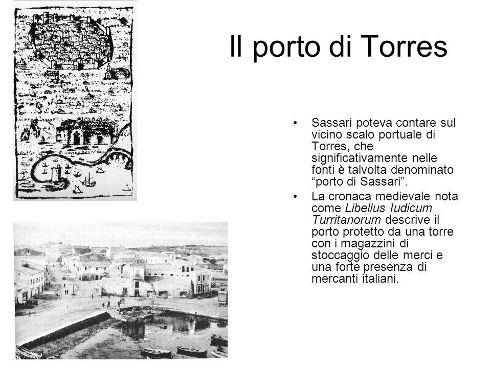 Il porto di Torres