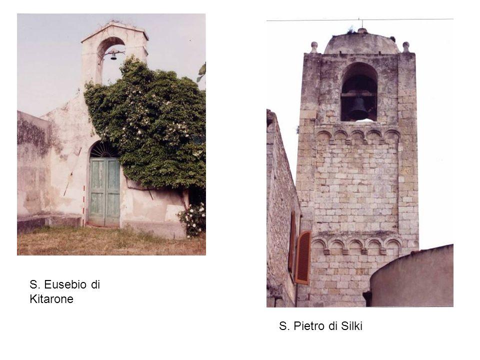 S. Eusebio di Kitarone S. Pietro di Silki