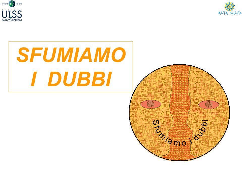 SFUMIAMO I DUBBI
