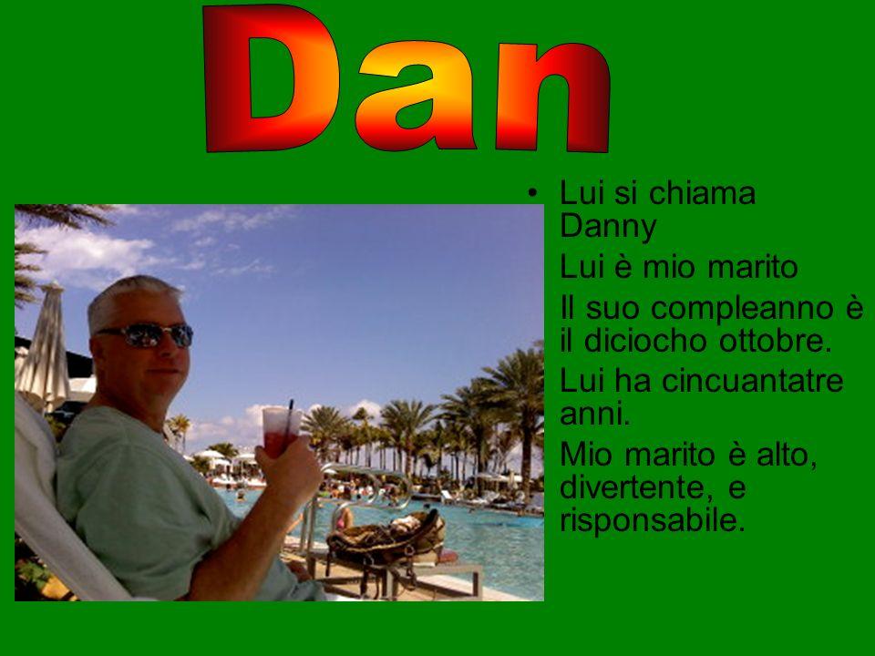 Dan Lui si chiama Danny Lui è mio marito