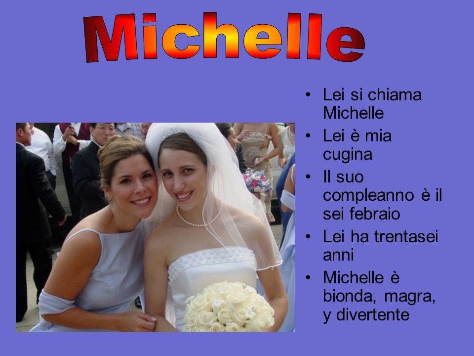 Michelle Lei si chiama Michelle Lei è mia cugina