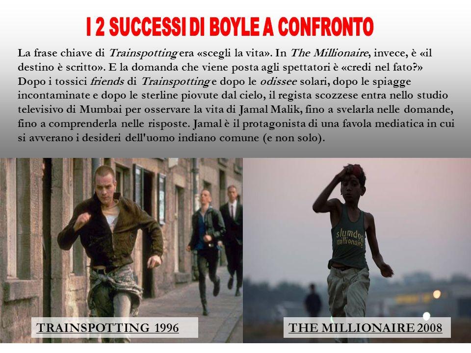 I 2 SUCCESSI DI BOYLE A CONFRONTO