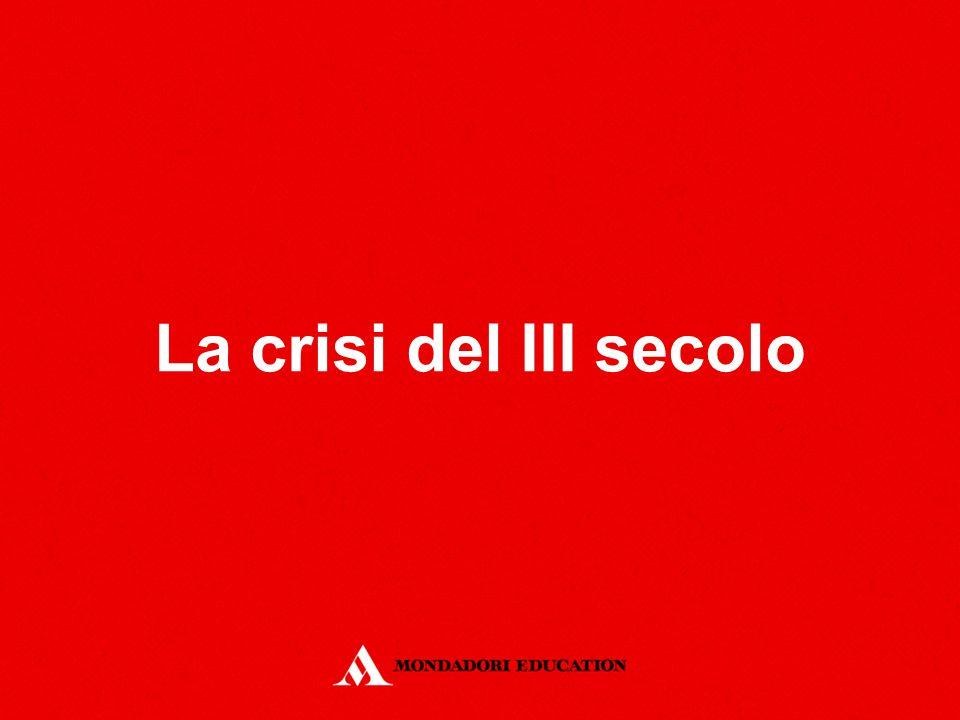 La crisi del III secolo 1