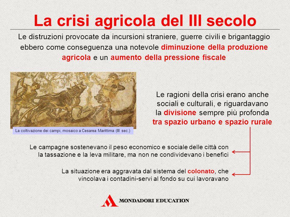 La crisi agricola del III secolo