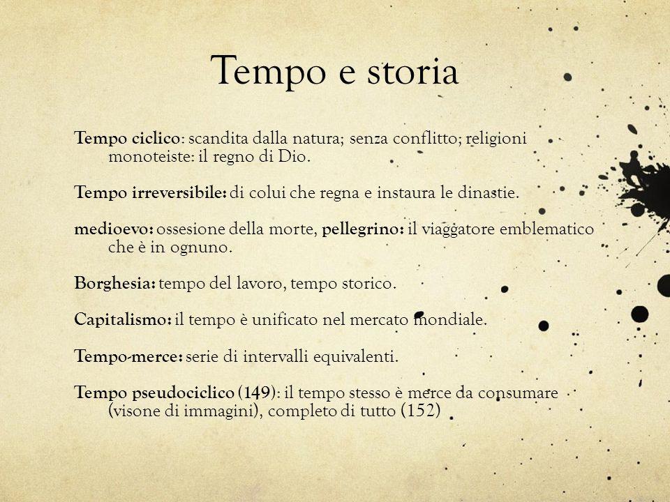 Tempo e storia
