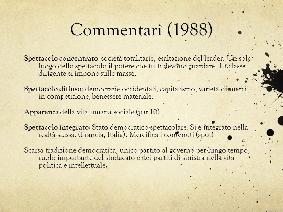 Commentari (1988)
