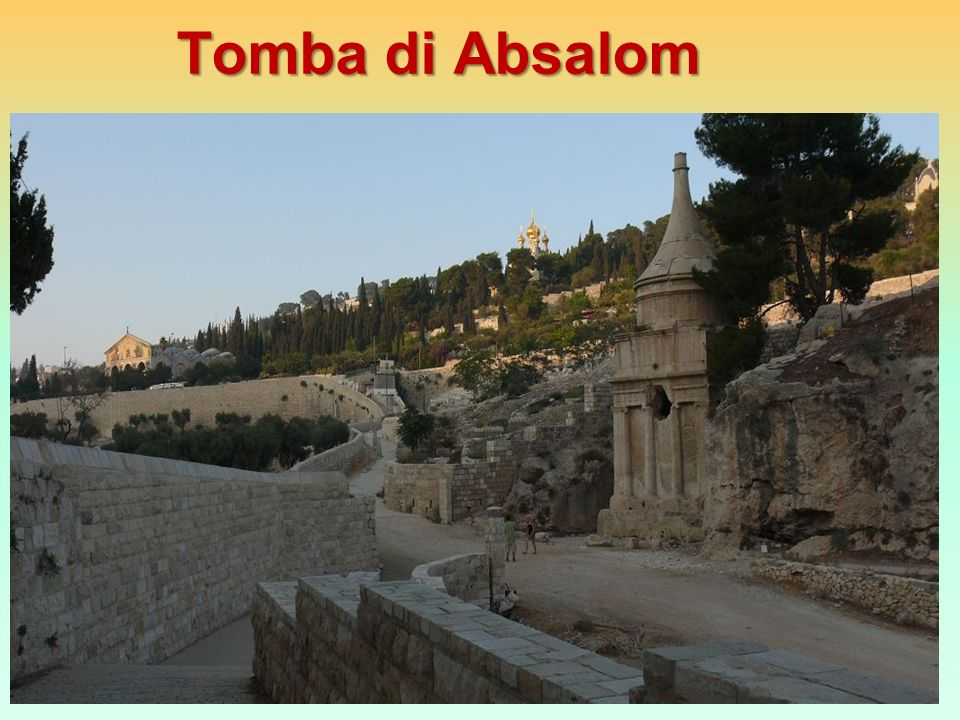 Tomba di Absalom