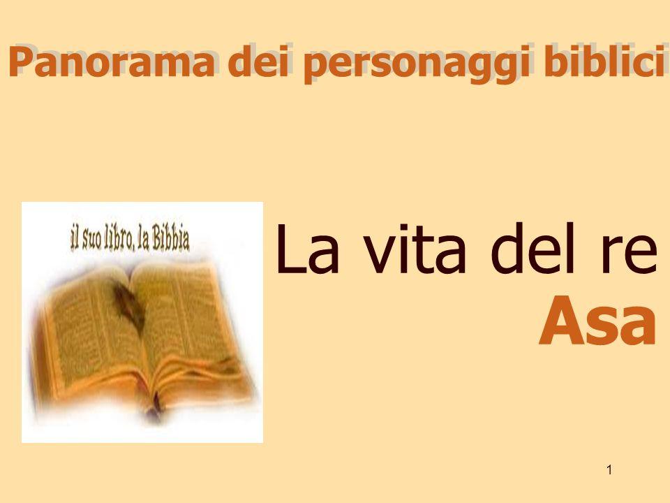 Panorama dei personaggi biblici