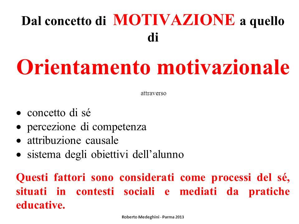 Orientamento motivazionale