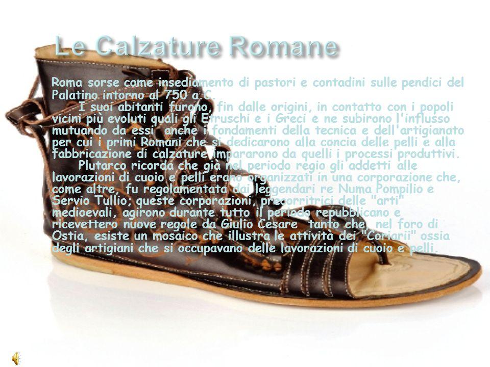 Le Calzature Romane
