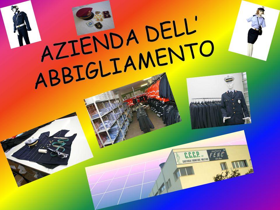 AZIENDA DELL' ABBIGLIAMENTO