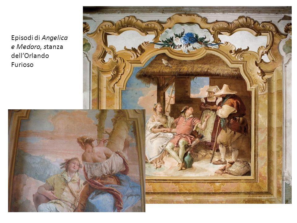 Episodi di Angelica e Medoro, stanza dell'Orlando Furioso