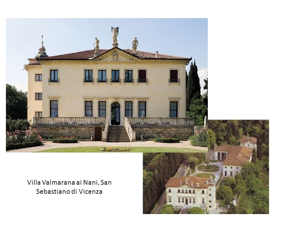 Villa Valmarana ai Nani, San Sebastiano di Vicenza