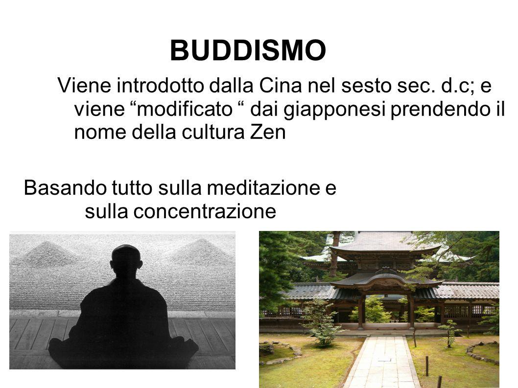 Basando tutto sulla meditazione e sulla concentrazione