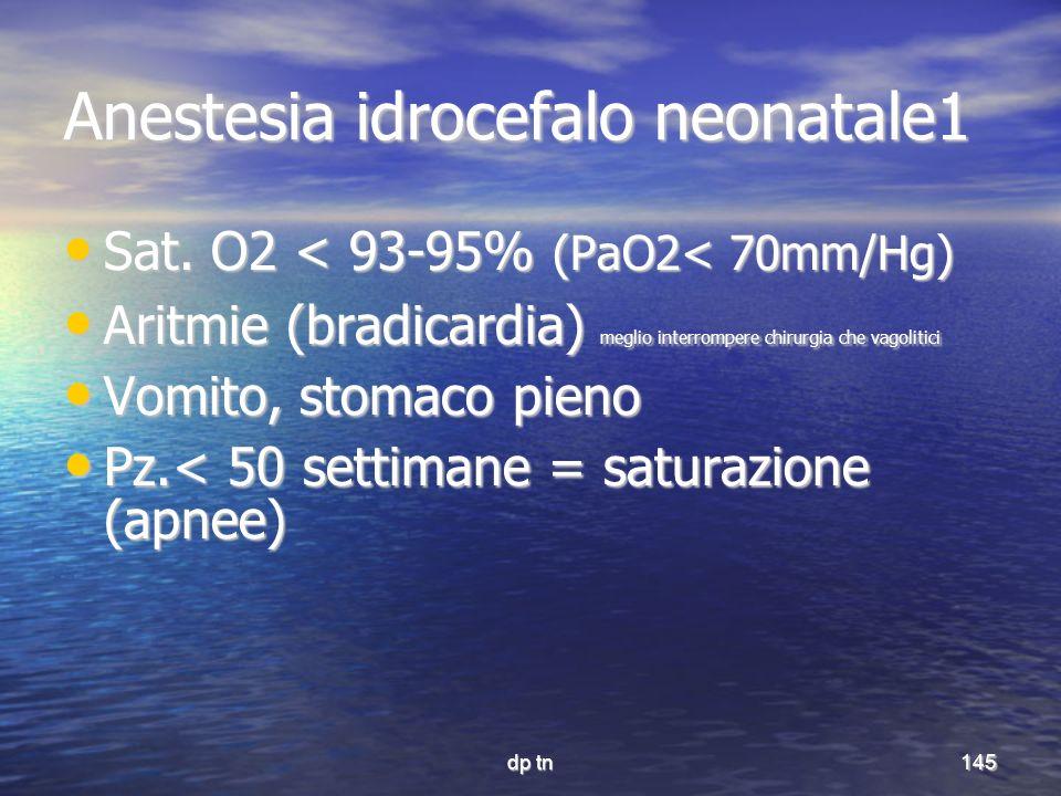 Anestesia idrocefalo neonatale1