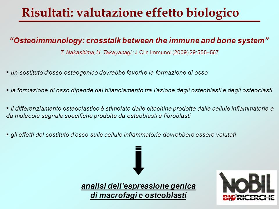 Osteoimmunology: crosstalk between the immune and bone system