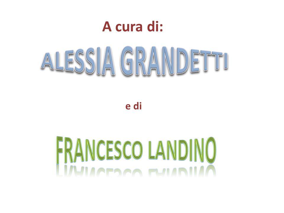 ALESSIA GRANDETTI FRANCESCO LANDINO
