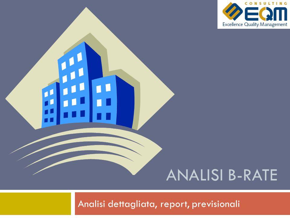 Analisi dettagliata, report, previsionali