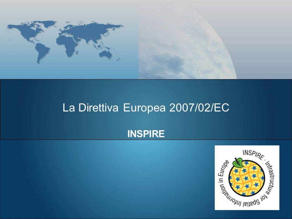 La Direttiva Europea 2007/02/EC